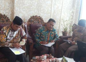 Rapat Tim Reformasi birokrasi